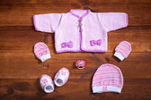 novorozence baby oblečení