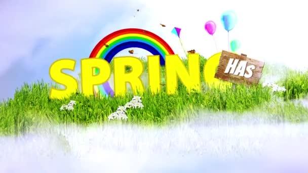 jaro má odpružené