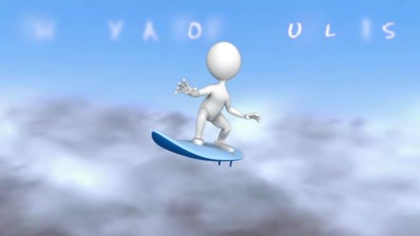 Pushing Limits Surfer