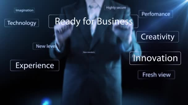 Business Ready Text