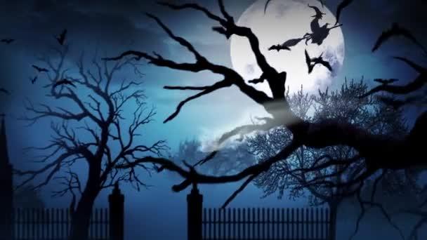 Kísérteties Halloween-kastély