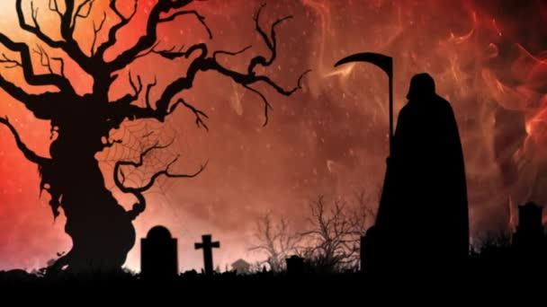 Kísérteties füst a halállal