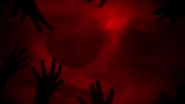 Zombie Blood Moon culto