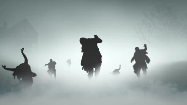 zombik a ködben