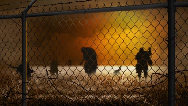 Sunrise zombi mezők
