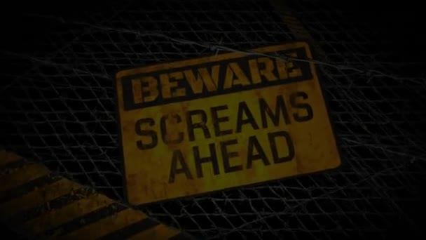 Attenzione un Halloween spaventoso
