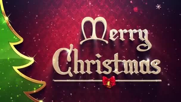 Elegantní vánoční novoroční přání