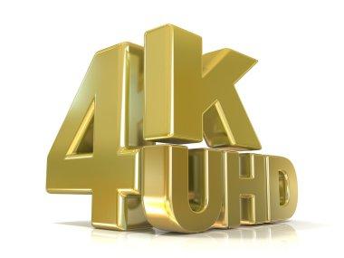 4K UHD concept