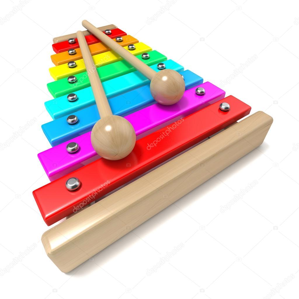Скачать звук ксилофон