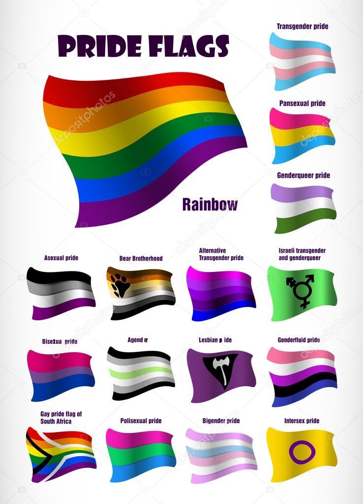 from Everett gay symbole