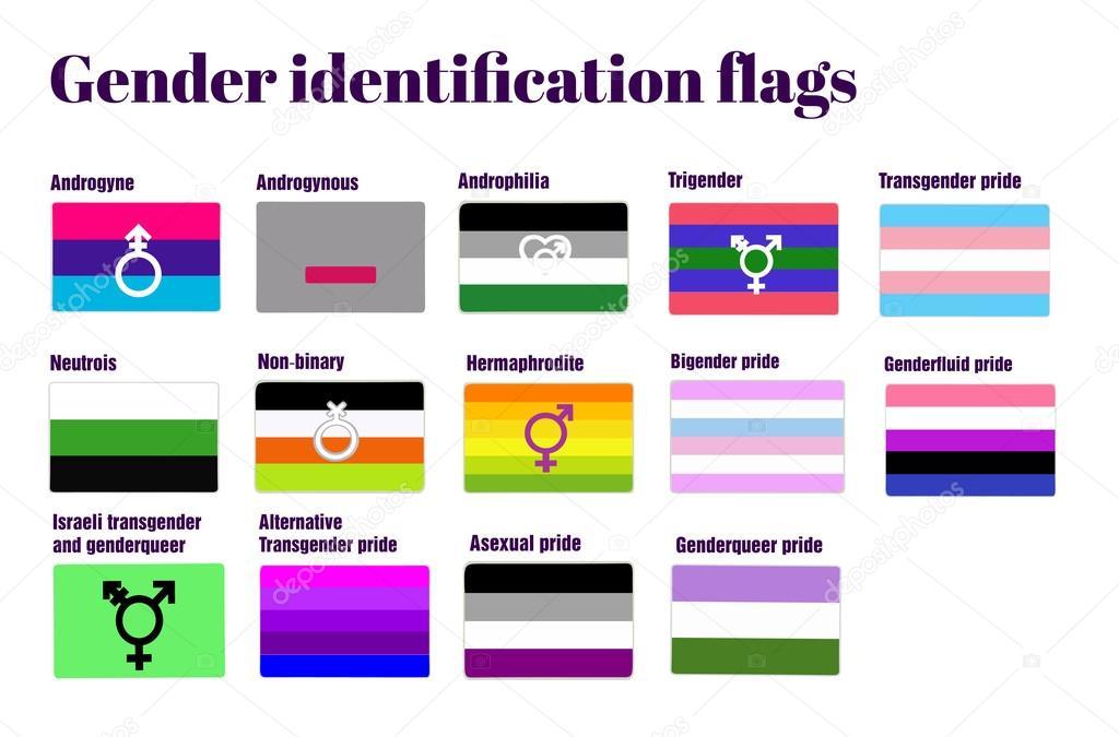 tipos de banderas gay