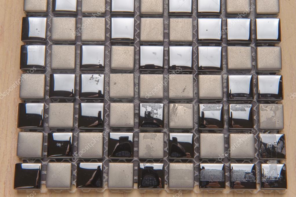 Trama mosaico piastrelle bagno Mosaico texture pavimento della ...