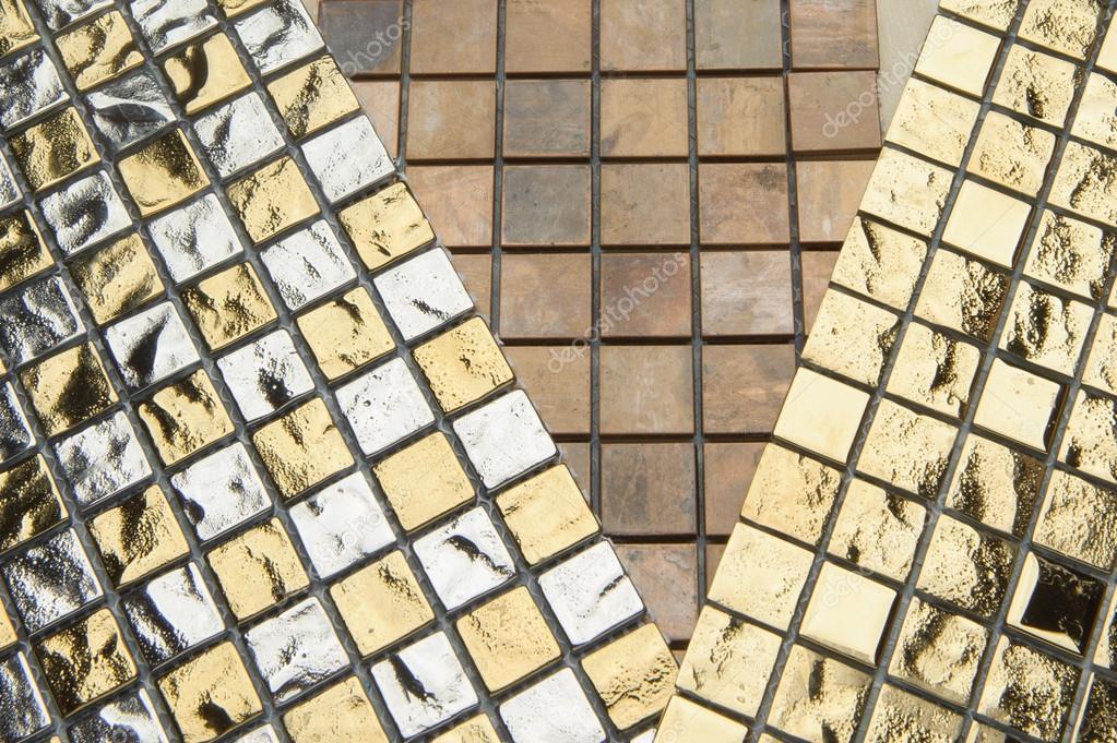 Mozaiek Badkamer Tegels : Textuur mozaïek tegels textuur mozaïek badkamer aan de keukenvloer