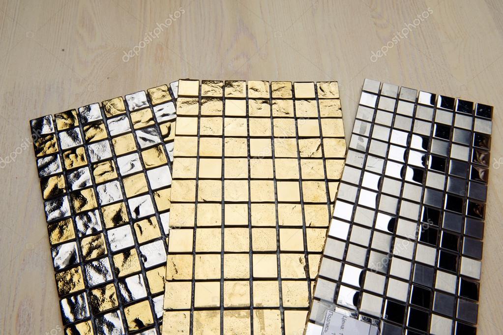 Trama mosaico piastrelle bagno mosaico texture pavimento della cucina e pareti sono utilizzati - Piastrelle bagno mosaico ...
