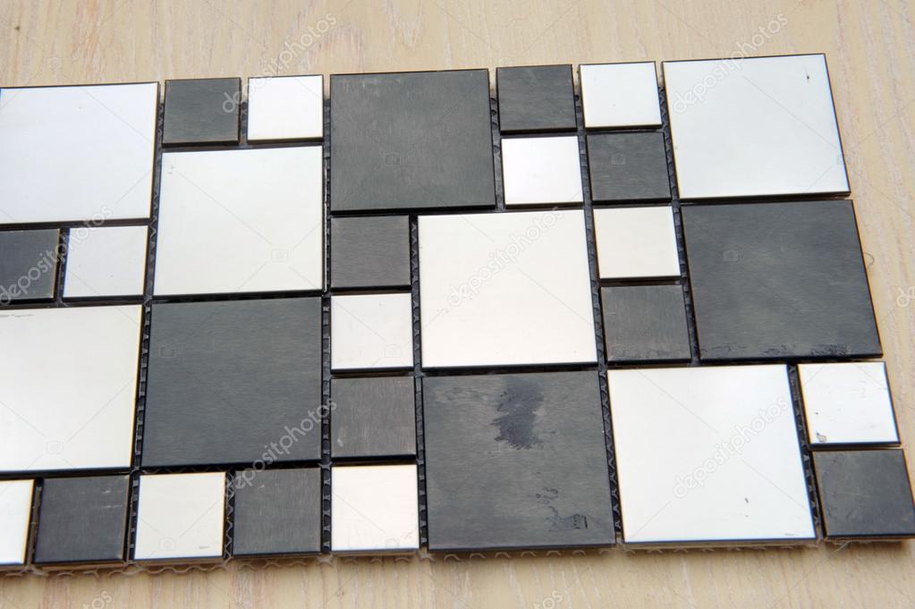Badkamer Mozaiek Tegels : Textuur mozaïek tegels textuur mozaïek badkamer aan de keukenvloer