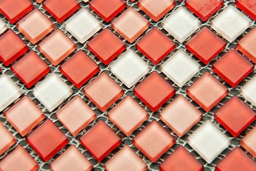 Trama mosaico piastrelle bagno mosaico texture pavimento della