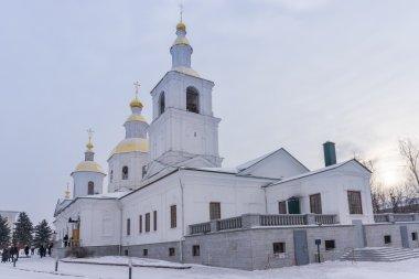 Church of Our Lady of Kazan (Kazanskaya). St. Seraphim-Diveyevo