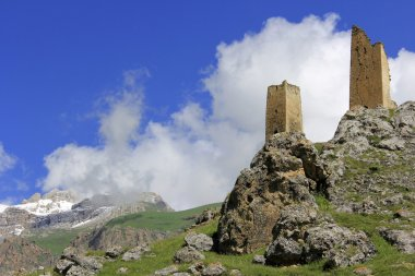 Architectural monuments of the Middle Ages