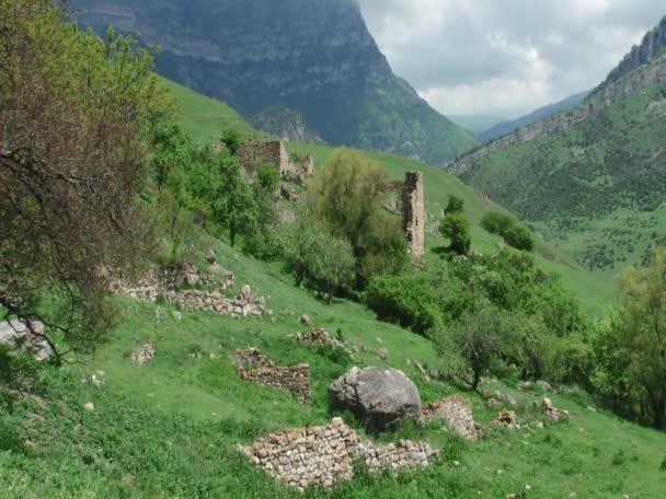 Medieval highland settlements