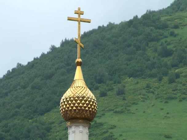 Vysokohorský klášter a kostel