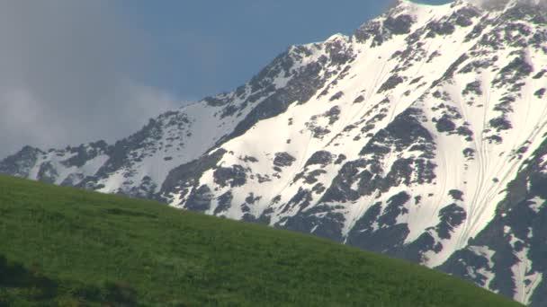 Kurtat soutěska v Severní Osetii