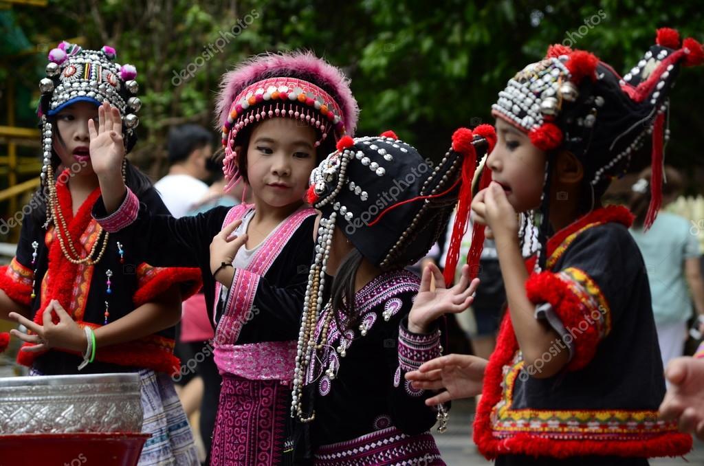 etnia gayan tailandia