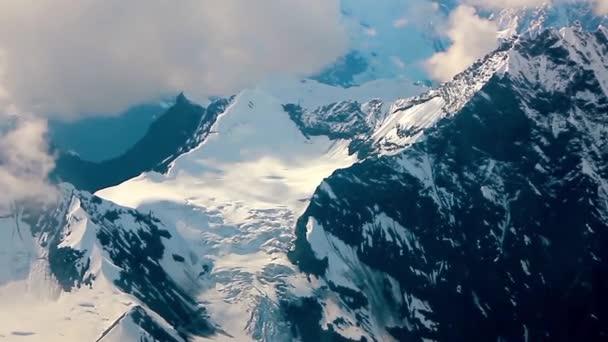 Mount McKinley in Alaska Mountains