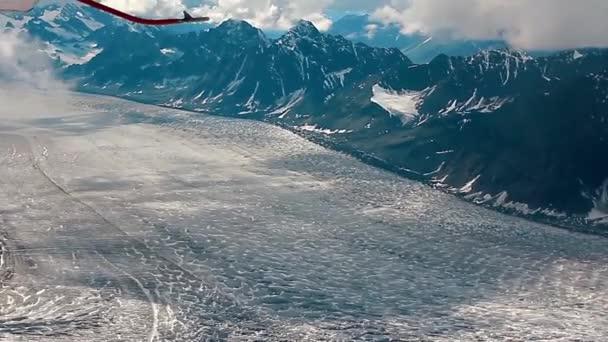 Mount McKinley Flying