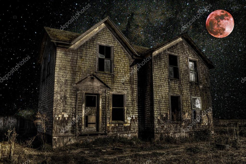 maison hantee 86