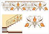 Fotografie decorative staircase