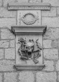 Relief with a skull and crossbones Kotor