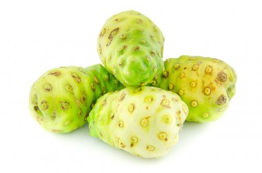 Fruit - Noni on isolated background
