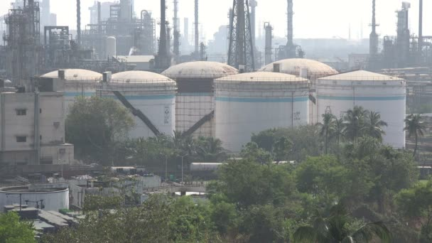 oil and gas distribution centre