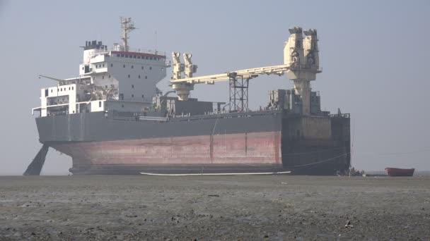 nákladní plavidla dekonstruovat v loděnicích