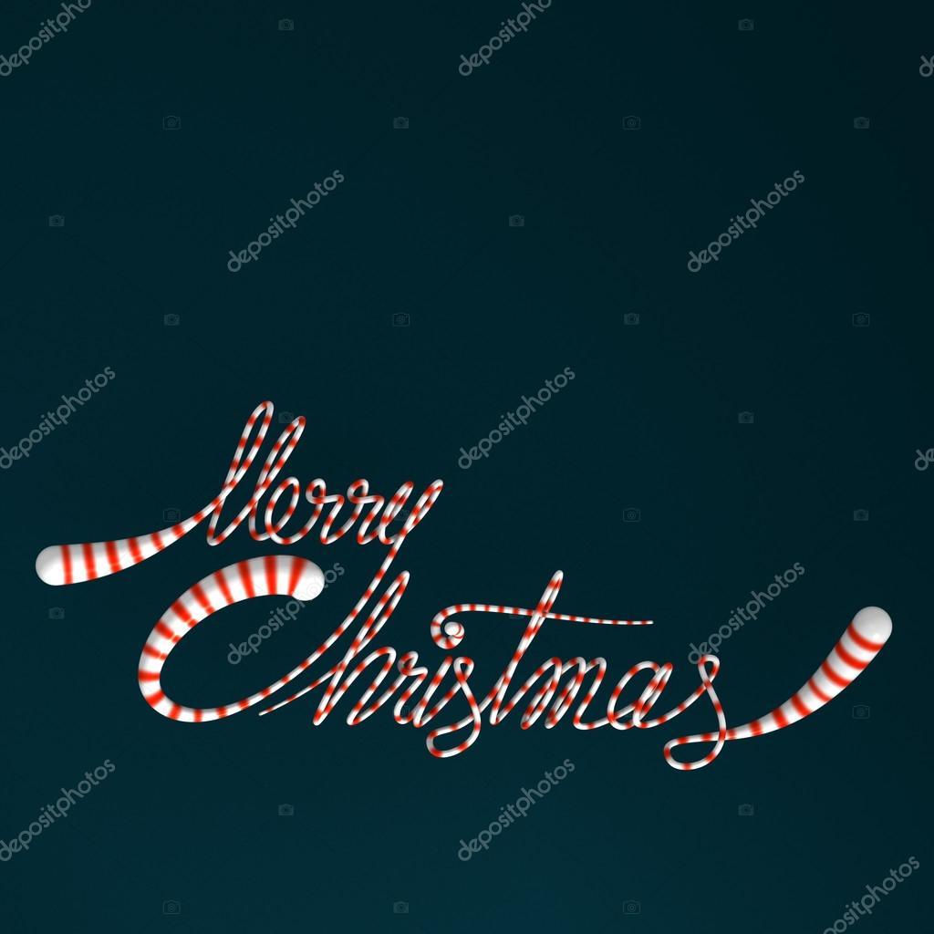 Merry Christmas quotes — Stock Photo © dawesign #73412985