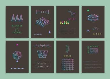 modern creative cards