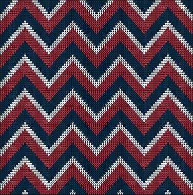 knitting USA colors pattern sweater battlement2