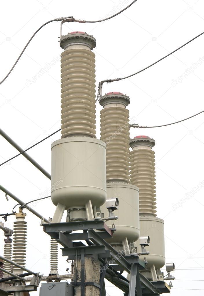 Electrical Power Transformer Substation 110kv Electrical