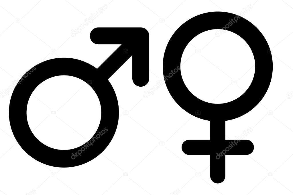 Male And Female Symbols Stock Vector Ajaxbro 82195898