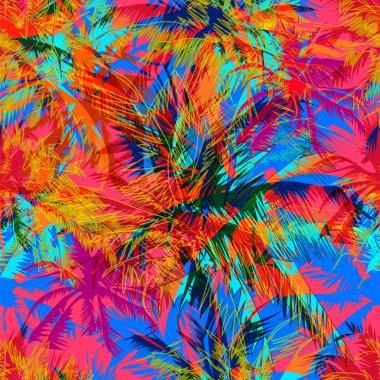 tropical pattern 35