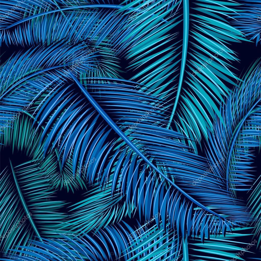 palms pattern 3