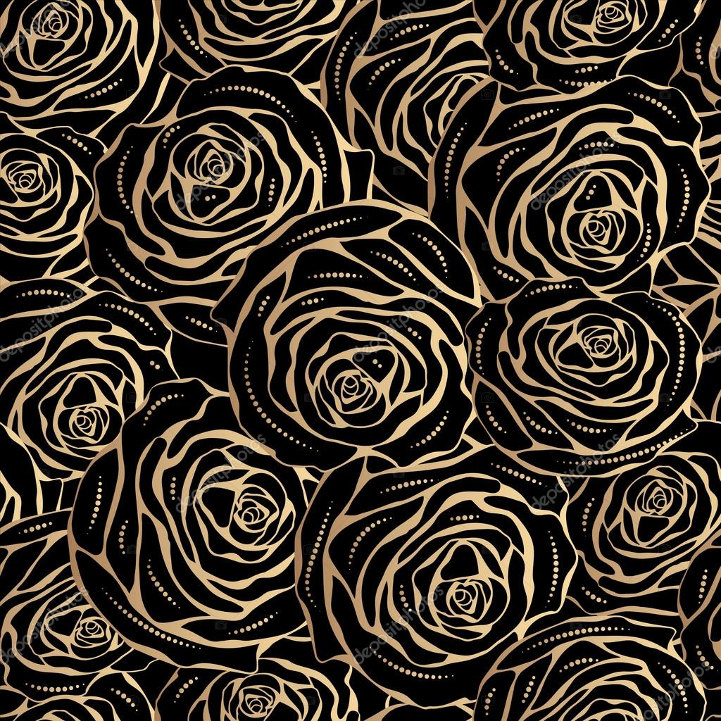 Download 51+ Background Black Rose HD Paling Keren