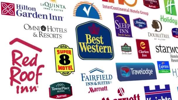 Hotel Brand Logo Loop