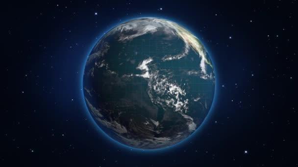 drehbarer Globus