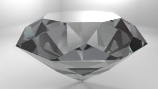 Diamantový drahokam klenot s drahokamy předsvatební smyčka