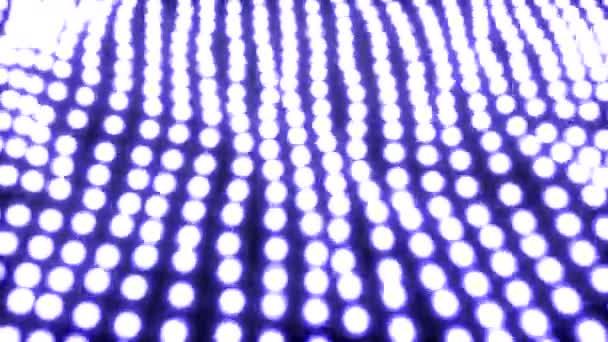 Lehké oceánu toku vzor abstraktní pozadí tabulky fialová