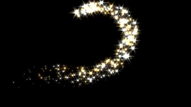 Magic jiskří víla prachu hůlka část Objectsicle stezka zlaté stříbrné přechod