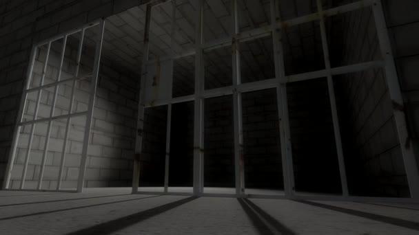 Buňka mříže buňka zavírání nízký úhel
