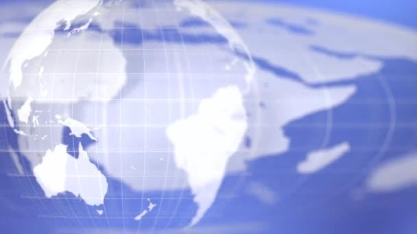 Světě globální zprávy pozadí pozadí planeta Eart Objectsh