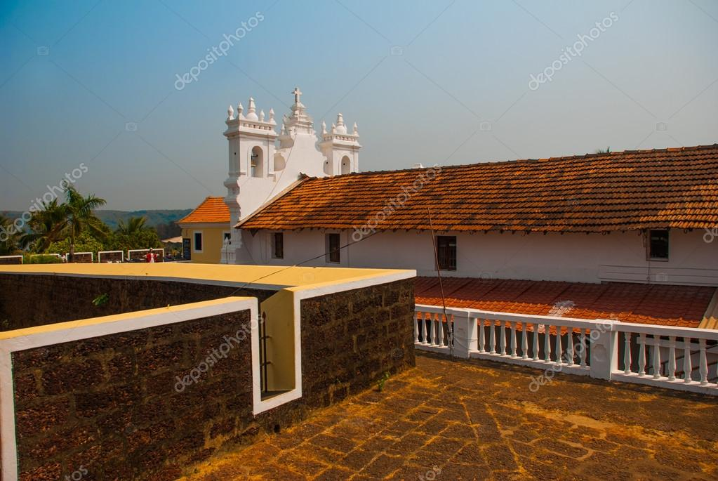 Fort Tiracol. Goa. India